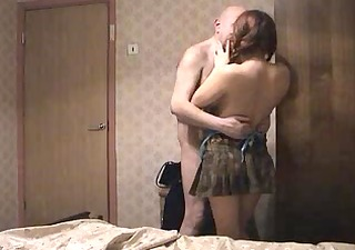 voyuer old dude and hooker